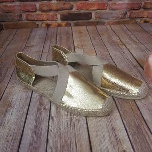 NWOT Tory Burch Sandals size 11 espadrilles